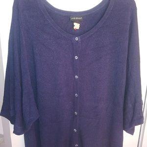 Bundle lane bryant sweaters size 22/24